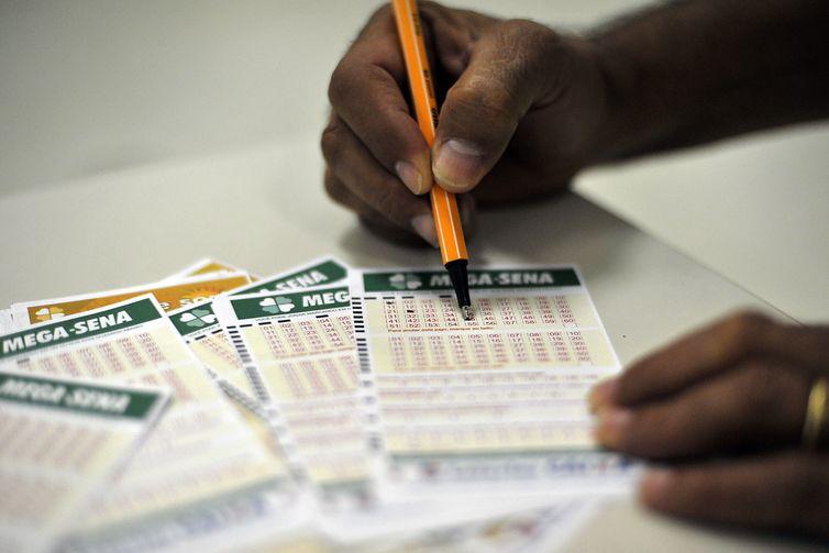Mega-Sena, loterias, lotéricas - Marcello Casal Jr./Agência Brasil
