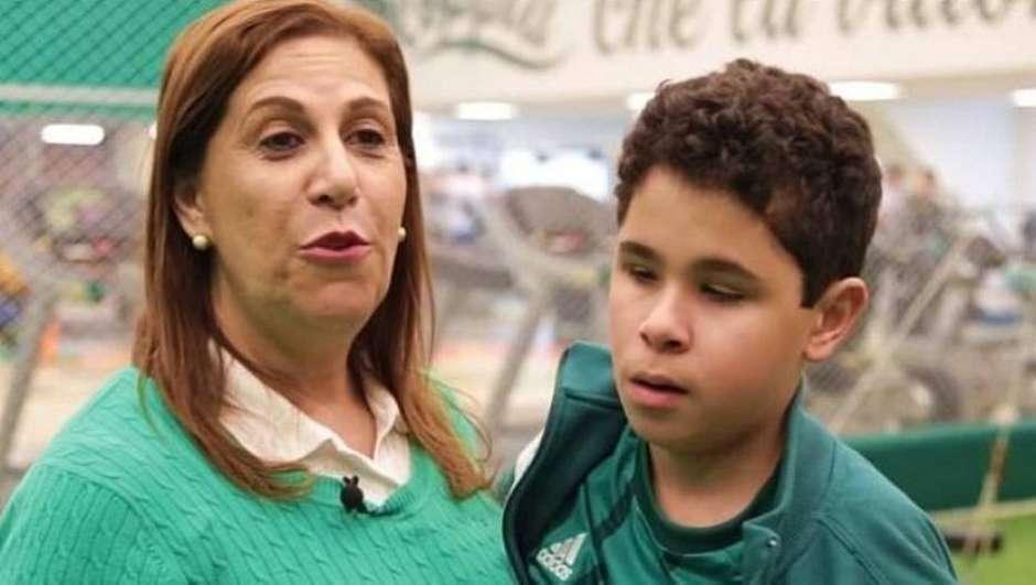 Silvia e Nickollas se destacaram durante jogo entre Palmeiras e Corinthians Foto: Divulgação/Palmeiras / Estadão Conteúdo