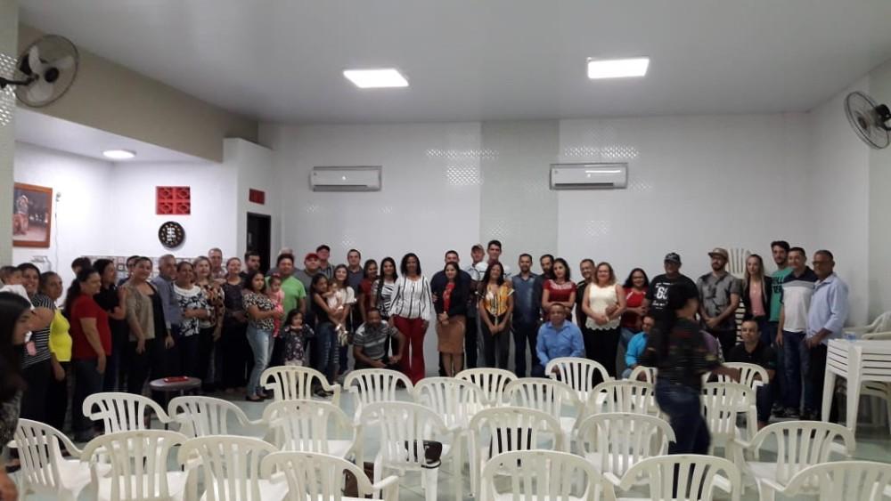 Republicanos se fortalece para eleições 2020 em Ponta Porã.