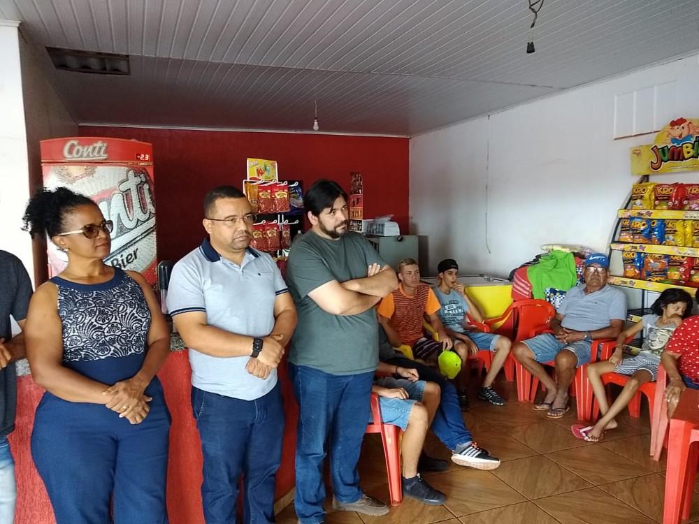 Republicanos tem novos filiados no Distrito da Itamarati