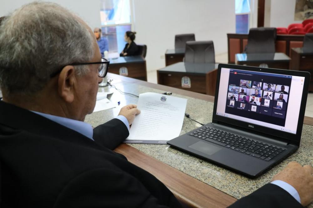 Câmara de Ponta Porã é a primeira em MS a fazer transmissão remota