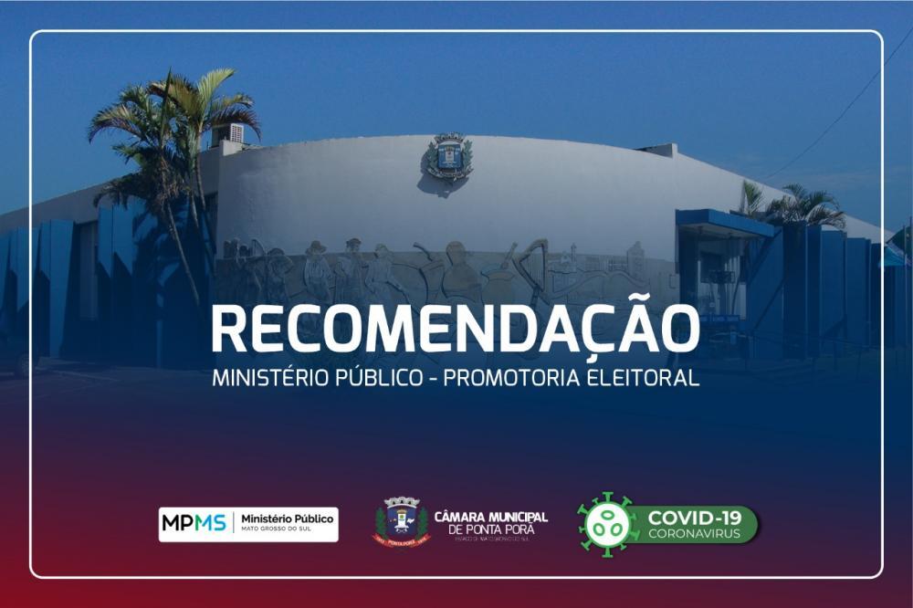 Vereadores garantem cumprimento das recomendações do Ministério Público Eleitoral