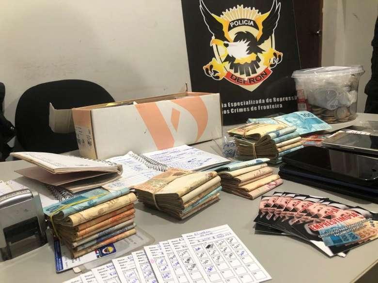 Polícia cumpre mandados de busca e apreensão em Dourados contra esquema de agiotagem internacional