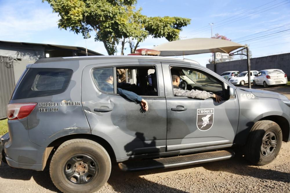 Operação Omertà prende delegado Obara, mais 3 e cumpre mandados na fronteira de MS