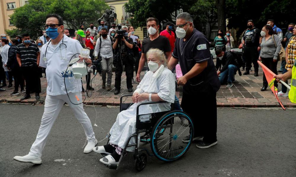 Terremoto no Sul do México deixa pelo menos quatro mortos