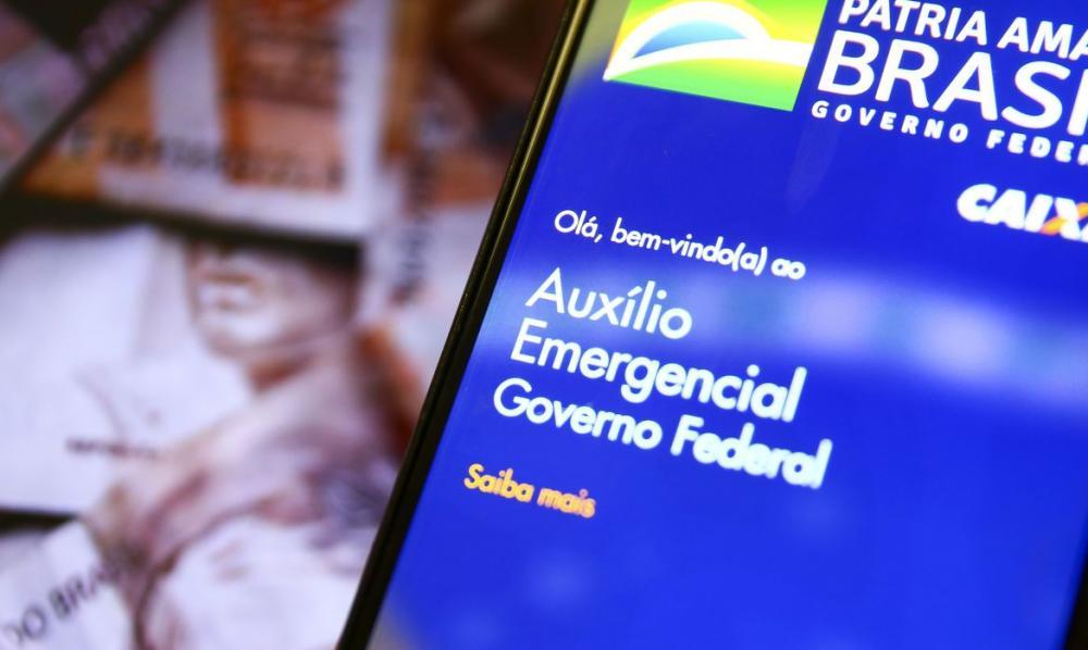 Caixa credita hoje parcela do auxílio emergencial